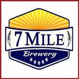 7 Mile Brewery Gose Lunacy beer