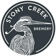 Stoney Creek Stoney Joe beer Label Full Size