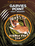 Garvies Point Ricky's Rye beer