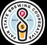 Fair State Co-Op Raspberry Roselle beer
