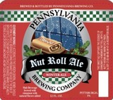 Penn Nut Roll Ale beer