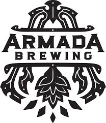 Armada Brewing Castaway Beach beer Label Full Size