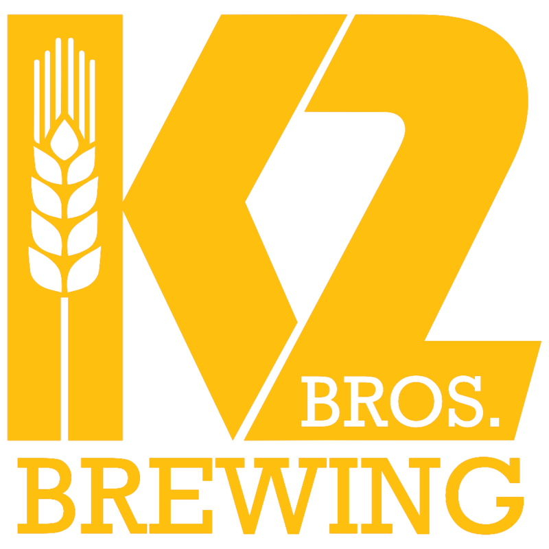 K2 Brothers Brewing Blonde Ale beer Label Full Size