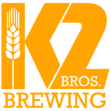K2 Brothers Brewing DDH Double IPA on Nitro beer