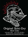 Sir Charles Original Semi-Dry beer