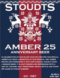 Stoudts Amber 25 beer