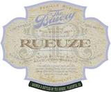 Bruery Rueuze Beer