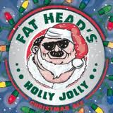 Fat Head's Holly Jolly Christmas Ale beer Label Full Size
