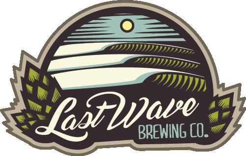 Last Wave Belgian Ale beer Label Full Size