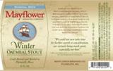 Mayflower Winter Oatmeal Stout beer