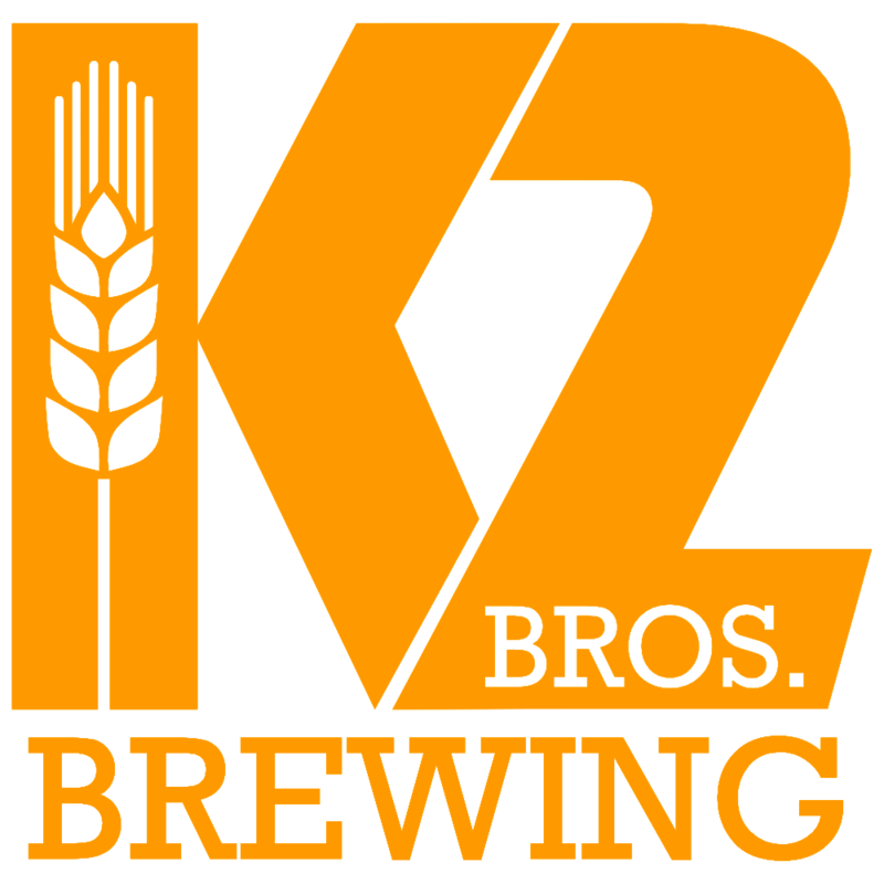 K2 Brothers Brewing NYS Pale Ale beer Label Full Size