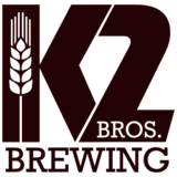 K2 Brothers Brewing American Stout on Nitro beer