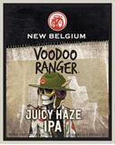 New Belgium Voodoo Ranger Juicy Haze IPA beer