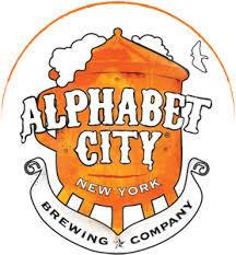 Alphabet City Sugarplum Fairy beer Label Full Size