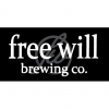 Free Will Crisper beer Label Full Size