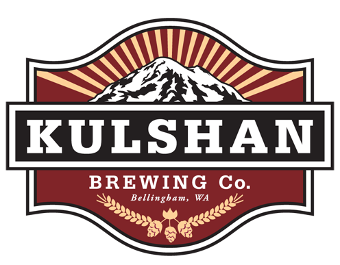 Kulshan Barrel Aged Wee Heavy beer Label Full Size