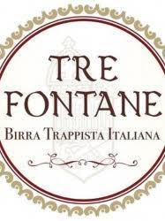 Tre Fontane Tripel beer Label Full Size
