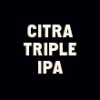 Five Boroughs Citra Triple IPA beer Label Full Size