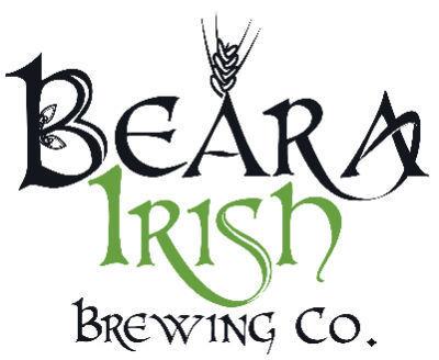 Bearded Iris Attention Please DDHw/ Vic secret & mosaic beer Label Full Size