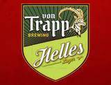 von Trapp Natural Helles beer