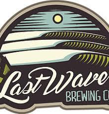 Last Wave Board Breaker beer Label Full Size