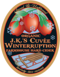 JK Scrumpy's Winterruption beer