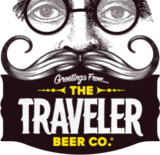 Curious Travelers Blackberry Shandy beer