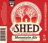 The Shed Brown Ale Beer
