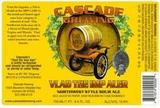 Cascade Vlad the Imp-Aler 2017 beer