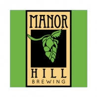 Manor Hill Roots & Sails beer Label Full Size