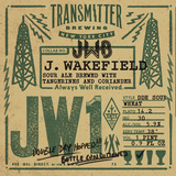 Transmitter/J. Wakefield JW1 DDH Sour Wit beer
