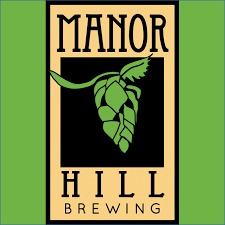 Manor Hill Crooked Beak beer Label Full Size
