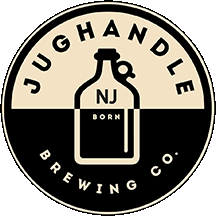 Jughandle 4-Way Stop Wine Barrel Aged beer Label Full Size