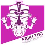 Catawba Friki Tiki Passion Fruit IPA beer