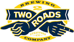 Two Roads Miles to Go beer Label Full Size
