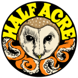 Half Acre Plane Wave Beer