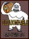 Stoudt's Old Abominable Barleywine Ale Beer