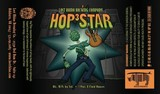 Lost Rhino Hop Star beer