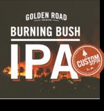 Golden Road Burning Bush IPA beer