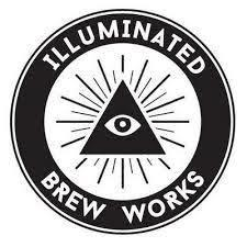 Illuminated Brew Works Spoonful of Sugar beer Label Full Size