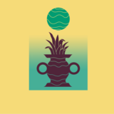 Hudson Valley Pineapple Silhouette beer