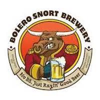 Bolero Snort OVB Blood Orange IPA Beer