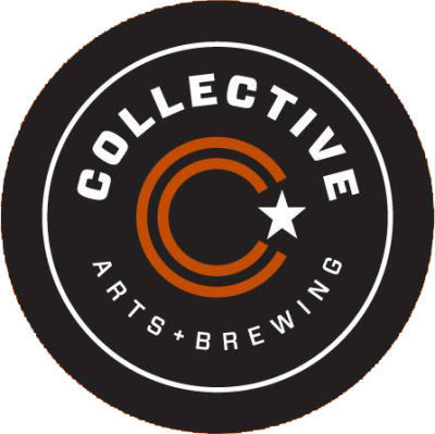 Collective Arts Bourbon Barrel Aged Imperial Porter beer Label Full Size