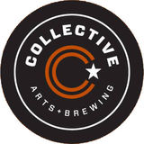 Collective Arts Bourbon Barrel Aged Imperial Porter beer
