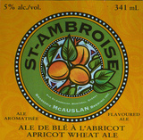 St. Ambroise Apricot Wheat Beer