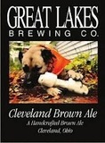 Great Lakes Cleveland Brown Ale beer