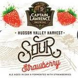 Captain Lawrence Strawberry Sour Beer