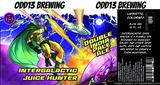 Odd13 Intergalactic Juice Hunter beer