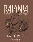Ravinia Baldwin Porter beer