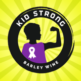 Kid Strong beer